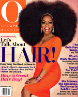 The Oprah Magazine cover